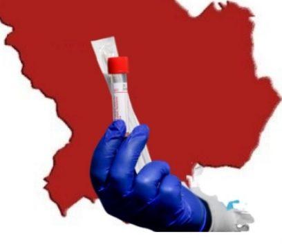 POTENZA: EMERGENZA COVID-19 AGGIORNAMENTO DEL 20 APRILE effettuati 340 TUTTI NEGATIVI