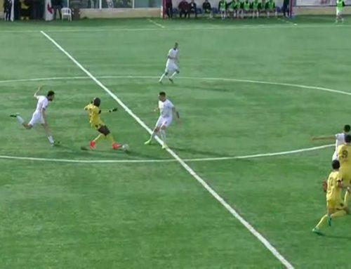 Gravina-Vultur Rionero 2 – 1