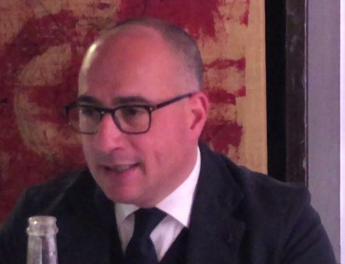 """POTENZA: T. COVIELLO INTERVISTA A """"INDOVINA CHI VIENE A PRANZO"""""""